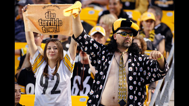 SteelersFansMedley